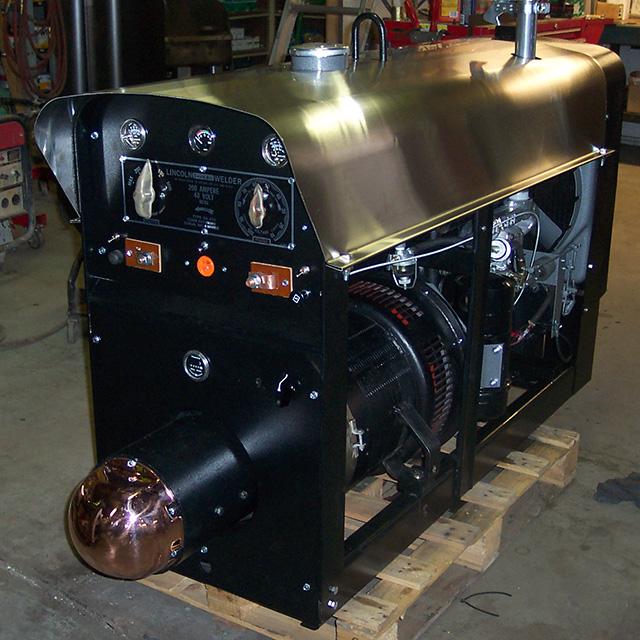 Lincoln SA-200/250 Repair and Restoration | BW Parts and